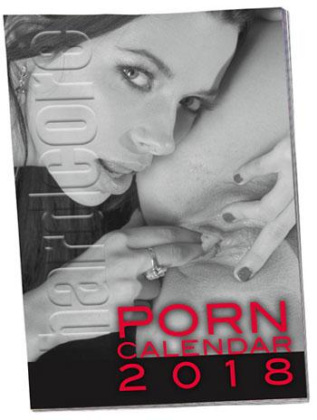 Porno Kalender 2018 - Elke maand een ander seksstandje