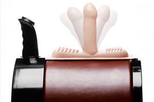 The Saddle Deluxe Sexmachine