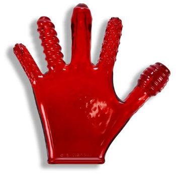 Finger Fuck Handschoen voor anale stimulatie