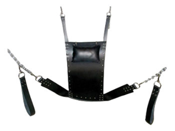 Strict Leather premium sex sling voor BDSM spelletjes