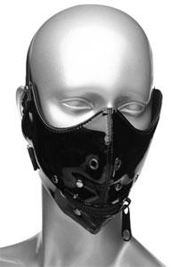 Hannibal Lecter mondmasker