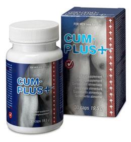 Cum Plus kopen voor meer sperma en harder spuiten