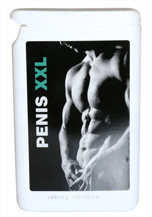 Penis XXL - Pillen voor een grotere penis